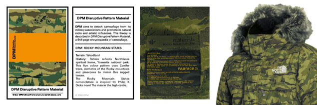 Dpm Rocky Mountain States For Northface Dpm